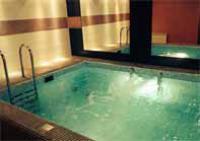 Сауна в гостинице Колибри