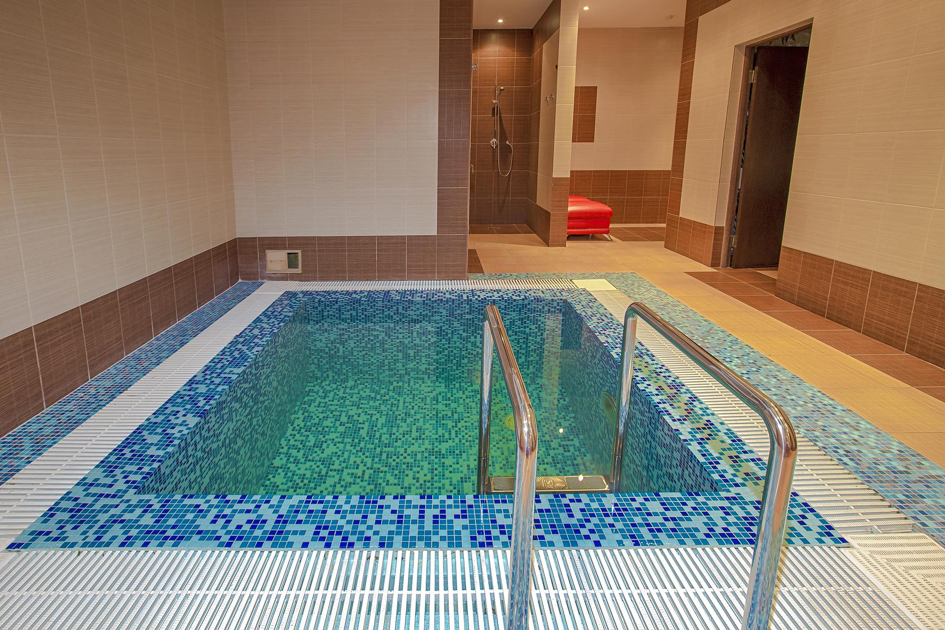 Как своими руками сделать бассейн в бане своими руками